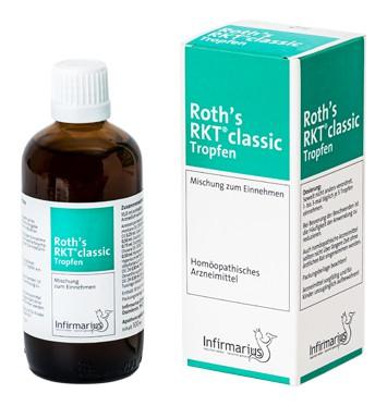 Roth's RKT® classic Tropfen
