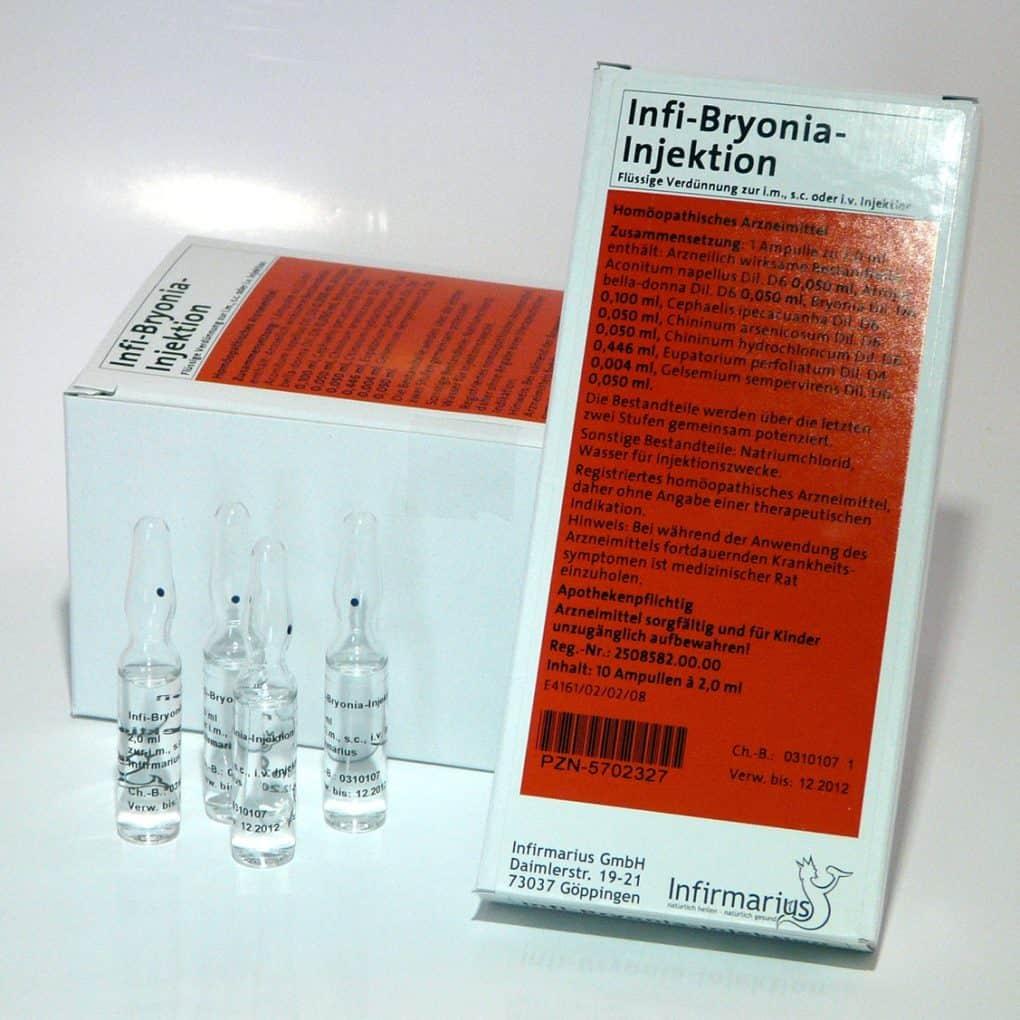 Infi-Bryonia-Injektion