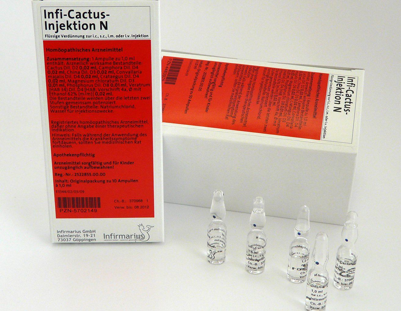 Infi-Cactus-Injektion N