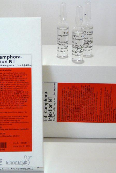 Infi-Camphora-Injektion NT