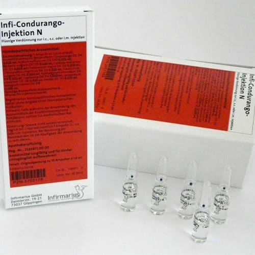 Infi-Condurango-Injektion N