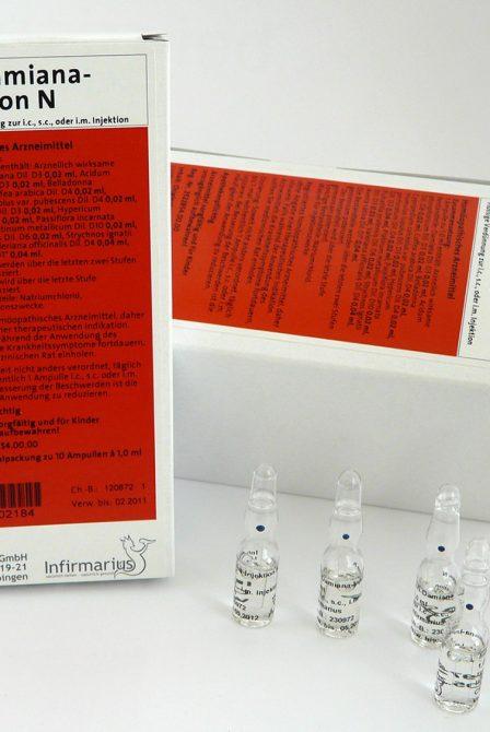 Infi-Damiana-Injektion N