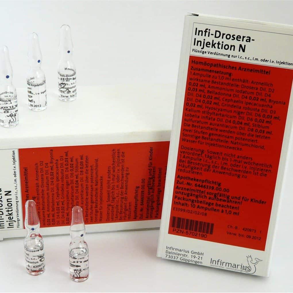 Infi-Drosera-Injektion N