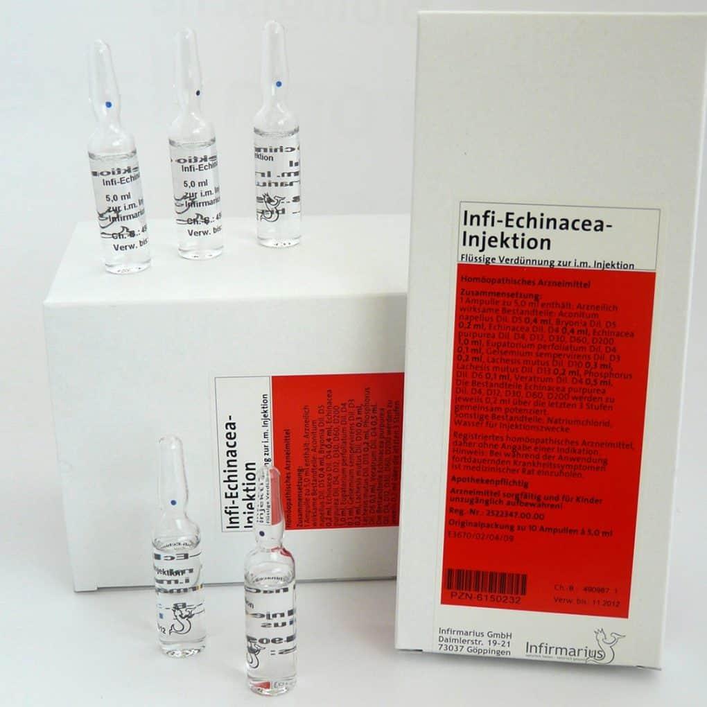 Infi-Echinacea-Injektion
