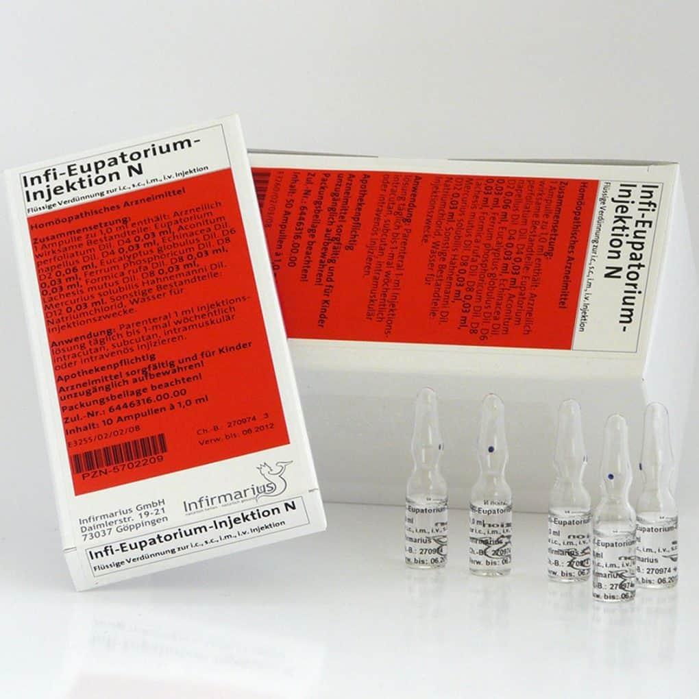 Infi-Eupatorium-Injektion N