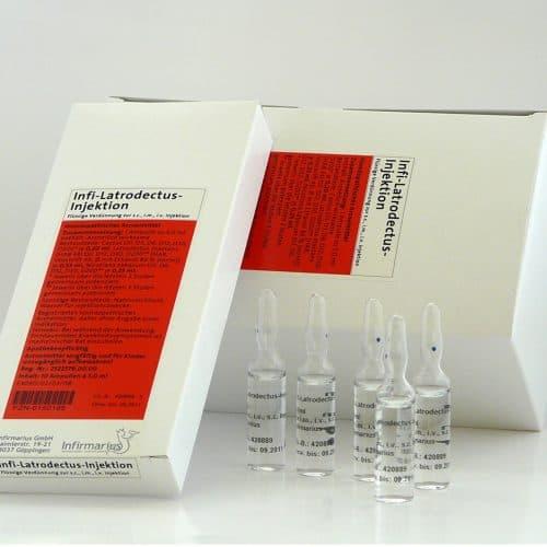 Infi-Latrodectus-Injektion