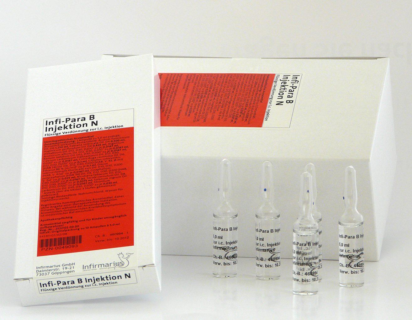 Infi-Para B Injektion N