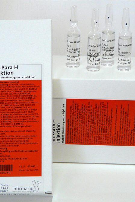 Infi-Para H Injektion