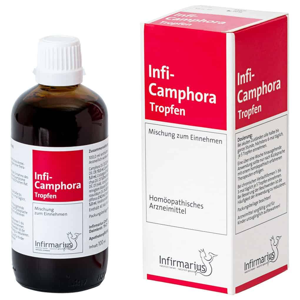 Infi-Camphora Tropfen