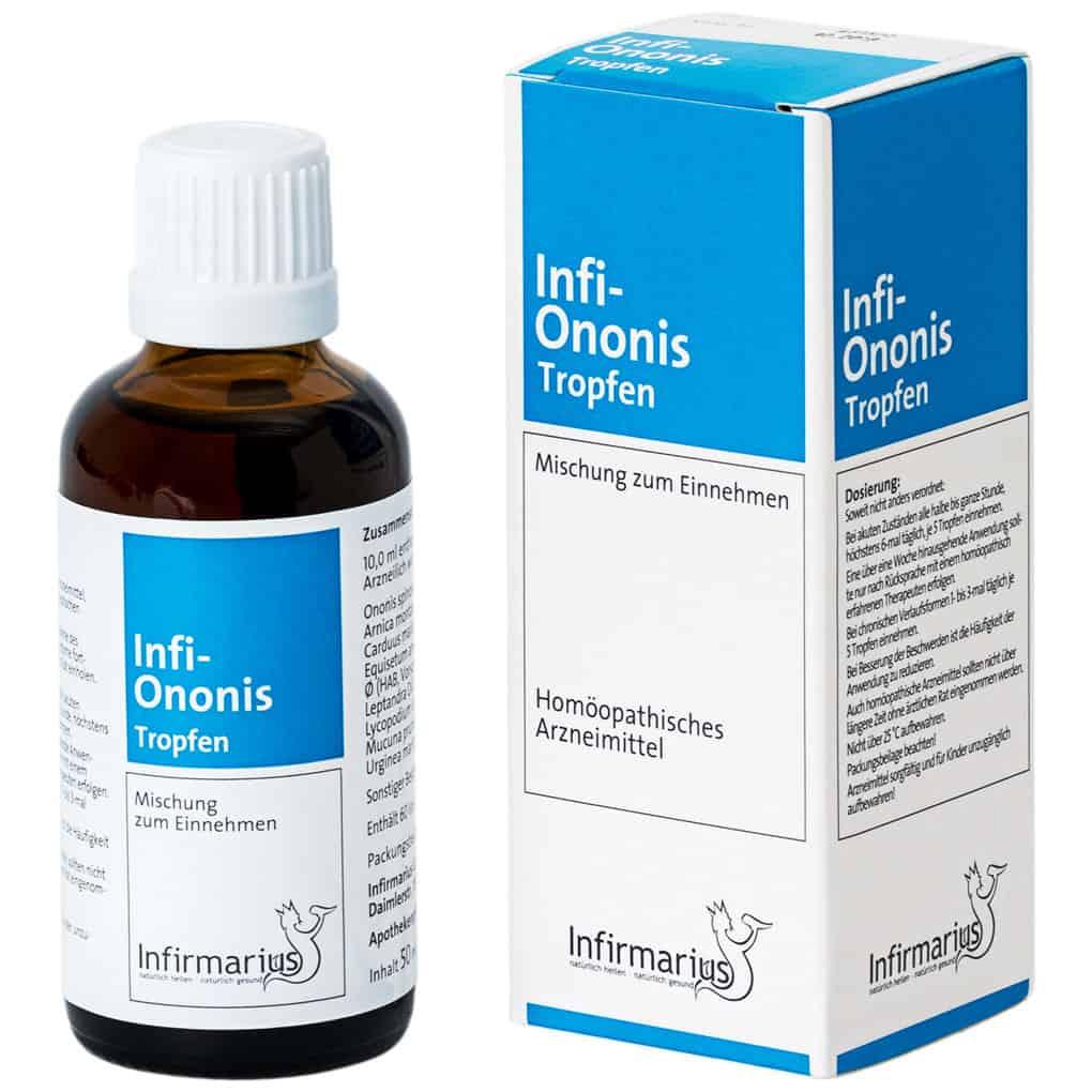 Infi-Ononis Tropfen