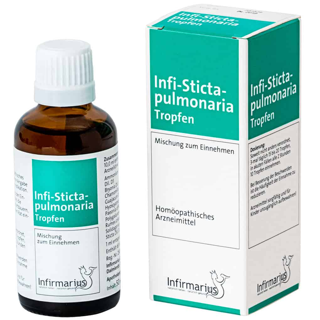 Infi-Sticta-pulmonaria Tropfen