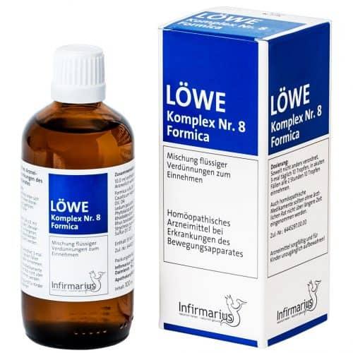 LÖWE-Komplex Nr. 8 Formica