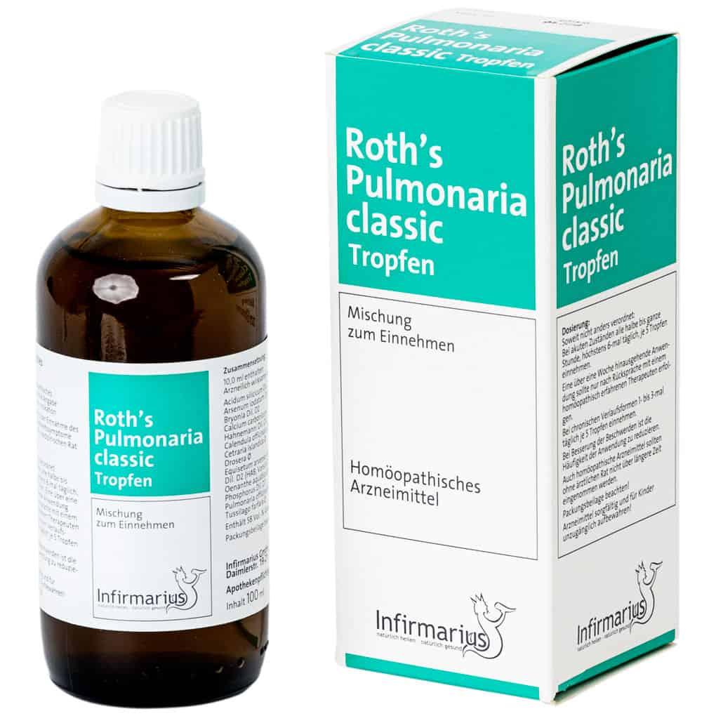 Roth's Pulmonaria classic Tropfen